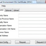 Virtual Environment SSL Certificate (VESC)