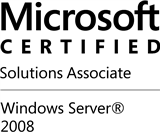 Microsoft Certified Solution Associate - Windows Server 2008