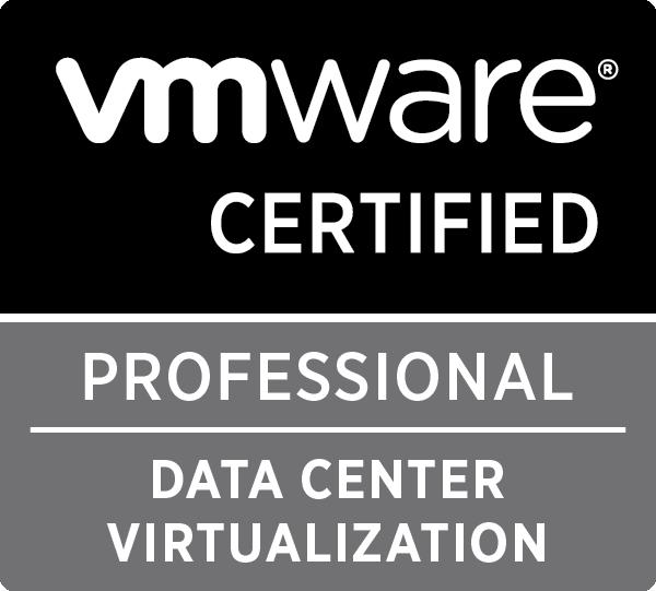 VMware Certified Professional - Data Center Virtualization
