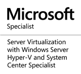 Server Virtualization with Windows Server Hyper-V and System Center Specialist